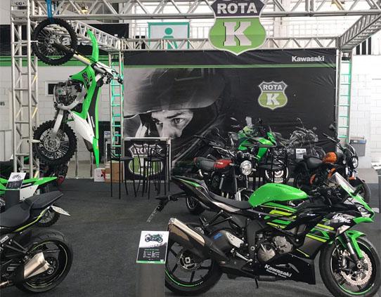 Kawasaki no Megacycle 2019