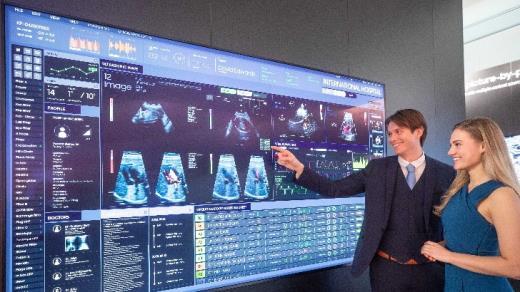Samsung apresentou monitores líderes do setor na ISE 2020