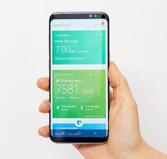 Samsung apresenta Galaxy S8 e Galaxy S8+ no Brasil