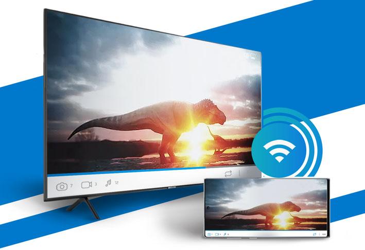 Saiba como transferir videoconferências para a tela da TV