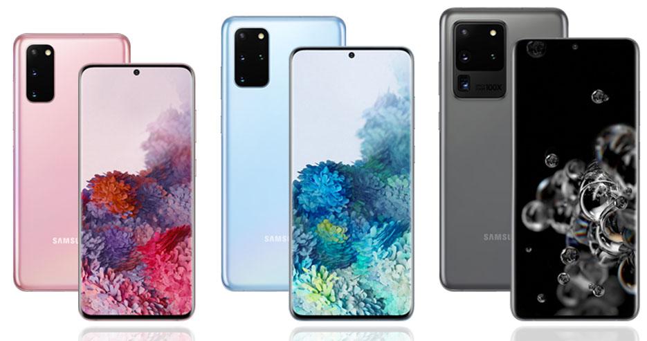 Samsung apresenta os novos Galaxy S20, S20+ e S20 Ultra no Brasil
