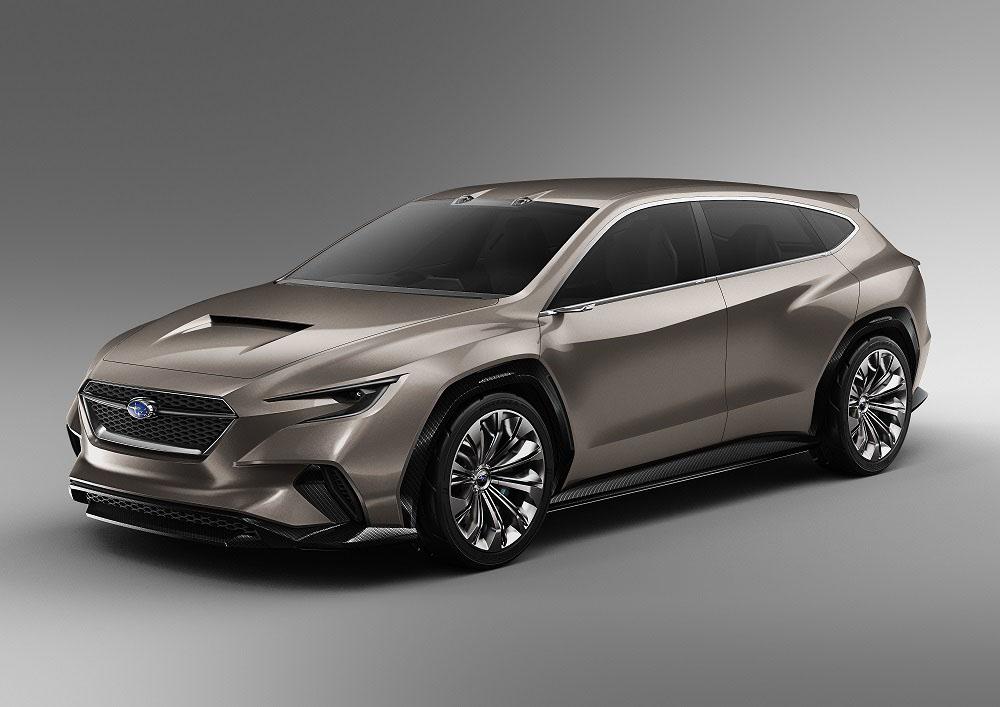 Subaru apresenta no Salão de Genebra o seu novo carro conceito