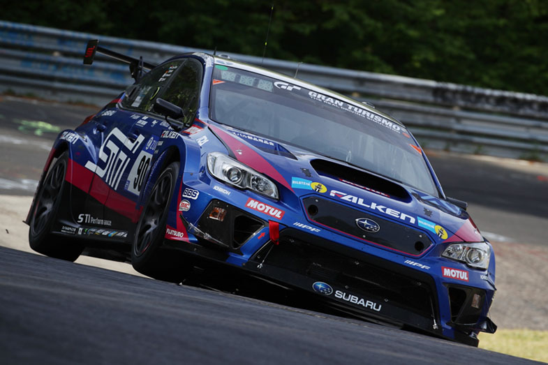 Subaru vence 24 Horas de Nürburgring