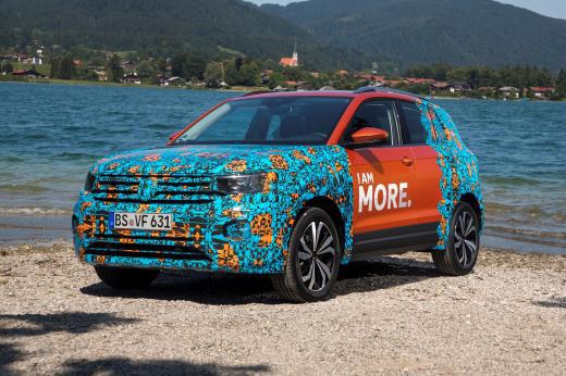 T-Cross - um novo formato da Volkswagen