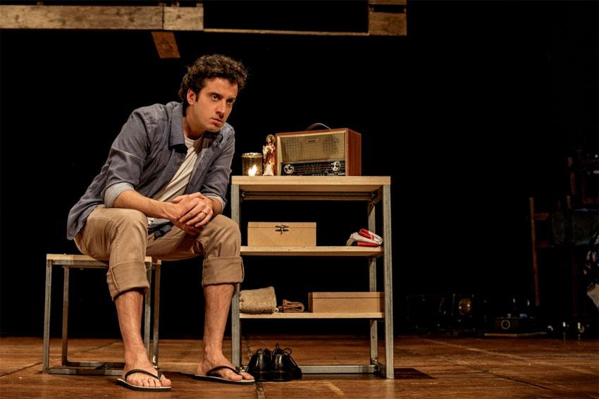 Clássico de Plínio Marcos faz temporada no Teatro Aliança Francesa