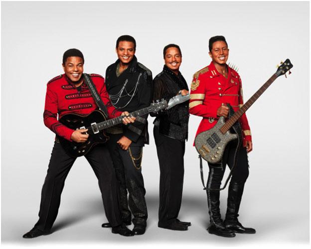 The Jacksons anunciam shows no Brasil
