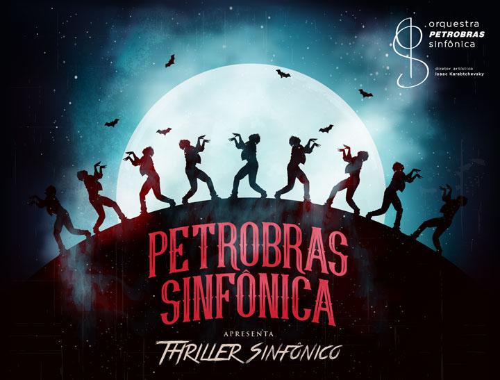 Orquestra Petrobras Sinfônica apresenta
