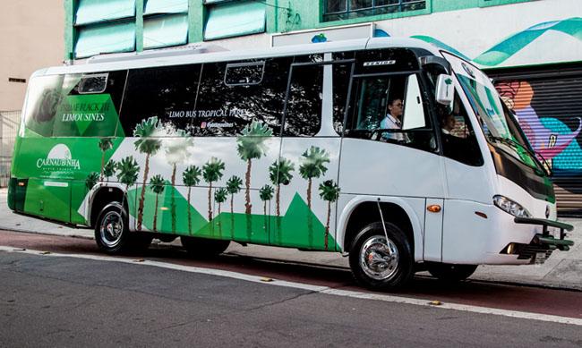 Tropical Bus Party: um novo conceito em festas e eventos