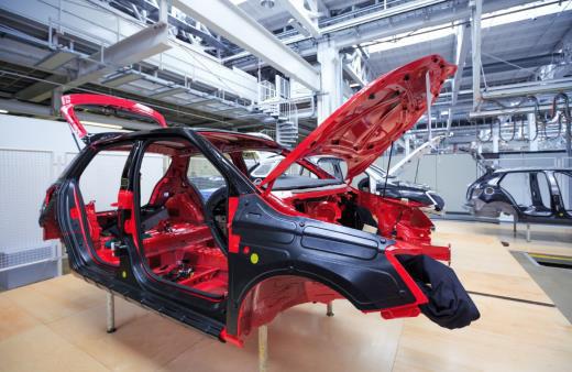 União química é tendência para desenvolver veículos mais leves