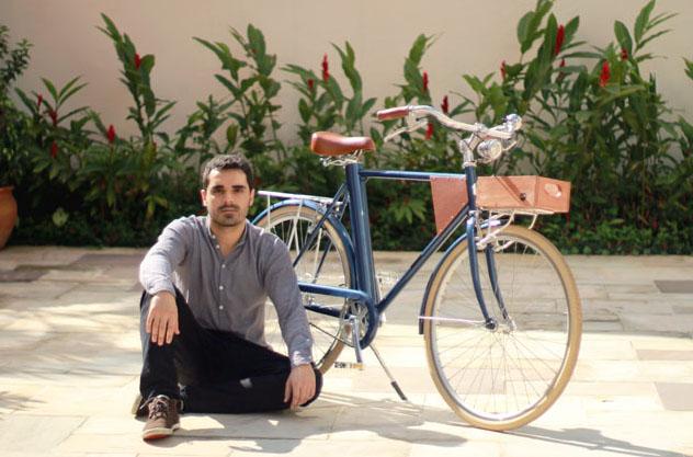 Vela realiza evento para apresentar nova geração de bicicletas