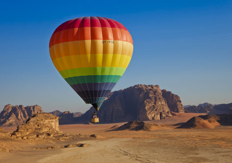 Wadi Rum: o vale da aventura na Jordânia