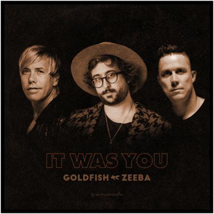 """Zeeba e Goldfish celebram parceria na faixa """"It Was You"""""""